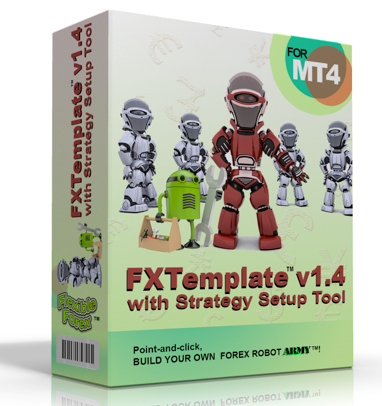 FXTemplate v1 4 Automated Forex Trading Toolbox - Forex